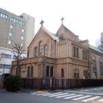 教会見学 (カトリック神田教会)