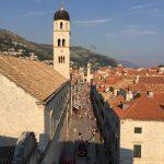 新婚旅行⑤ドブロブニク観光・城壁巡り